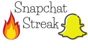 Snapchat streak ne demek ?
