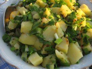 Patates Salatasının Yanına Ne Gider?